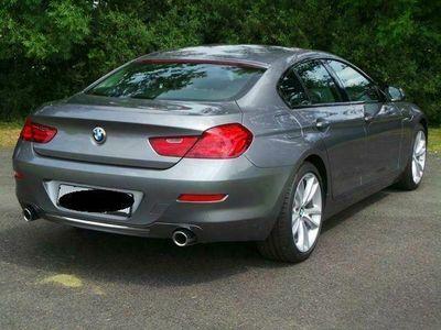 used BMW 640 d Gran Coupé