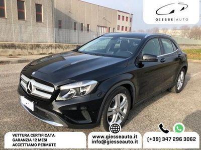 brugt Mercedes GLA220 CDI Automatic Sport NAVI,AUTOM+RETROCAM Garanzia