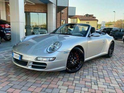 usata Porsche 911 Carrera 4S Cabriolet Tiptronic S