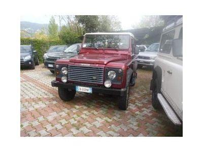 brugt Land Rover Defender 90 2.5 Td5 anno 2005 km 208711