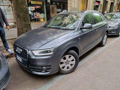 usata Audi Q3 2.0 TDI 177 CV quattro S tronic Busin