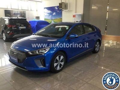 begagnad Hyundai Ioniq 1.6 plug-in hybrid Style 6dct
