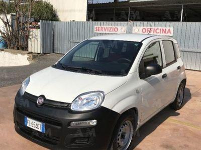 usata Fiat Panda 1.2 GPL Pop Van 2 posti del 2017 usata a Roma