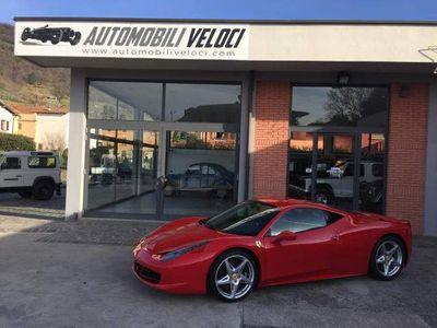 usata Ferrari 458 -