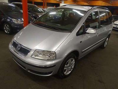 usata VW Sharan 2.8 V6 4×4 Highline 7 posti 204 CV