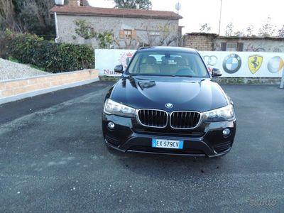 brugt BMW X3 xDrive20d NAVI SENSORI STAR STOP