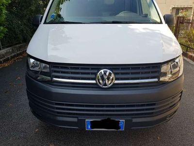 used VW Transporter T6