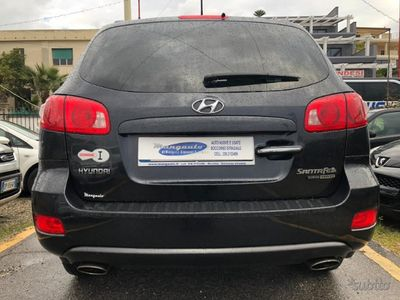 brugt Hyundai Santa Fe 2ª2.2 CRDI VGT AUTOMATICA DYNAMIC