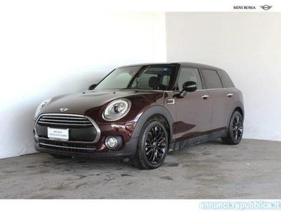 usata Mini One Clubman 1.5 D Hype Roma