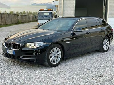 usata BMW 525 Serie 5 Unico proprietario manuale 73.000 km