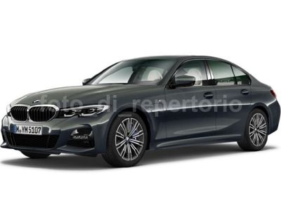 usata BMW 330e serie 3berlina msport