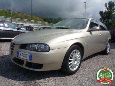 usata Alfa Romeo 156 156 2ª serie1.9 JTD 16V Sportwagon T.I.