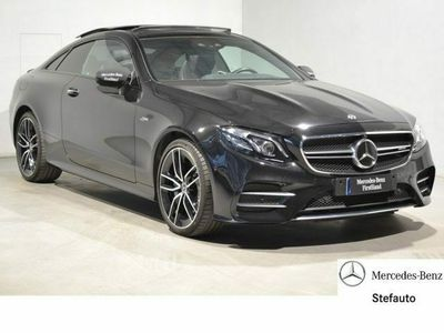 usata Mercedes E53 AMG AMG 4Matic+ EQ-Boost Coupè AMG COMAND Tetto