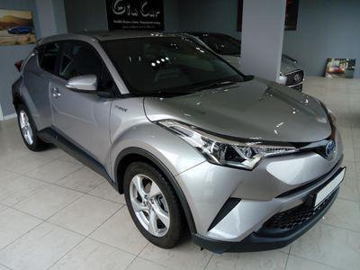 usata Toyota C-HR 1.8 Hybrid E-CVT TEAM