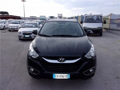 usata Hyundai ix35 2.0 CRDi 2WD Comfort 2011 83.000 kmcertificati