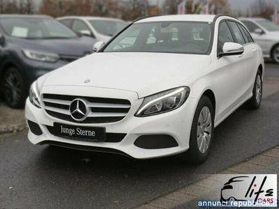brugt Mercedes C200 C 200 d S.W. Auto Exclusived S.W. Auto Exclusive