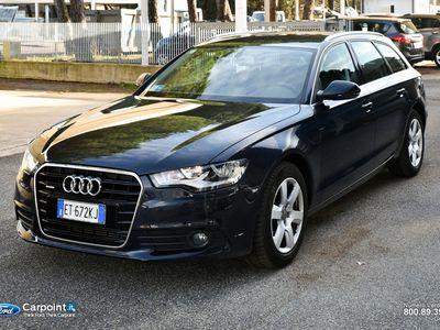 usata Audi A6 avant 3.0 V6 tdi quattro 245cv s-tronic