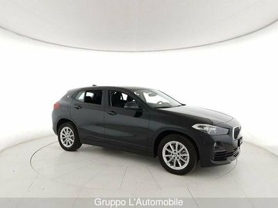 usata BMW X2 F39 xdrive20d Advantage auto