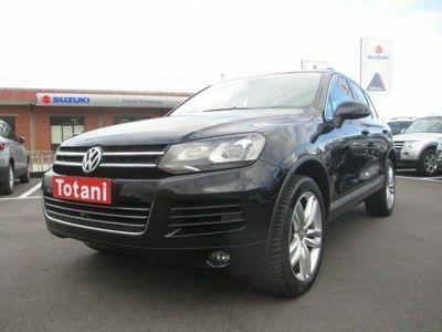 usata VW Touareg 3.0 TDI 245 CV tiptronic BlueMotion Executive -478