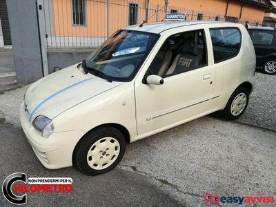 usado Fiat Seicento clima-servo-abs-2airbags benzina