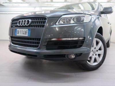 usata Audi Q7 3.0 V6 TDI 240 CV S LINE