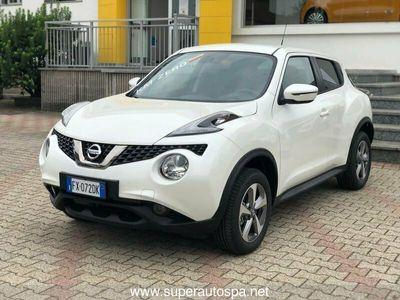 usata Nissan Juke 1.6 CVT ACENTA