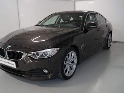 brugt BMW 420 Serie 4 d Gra