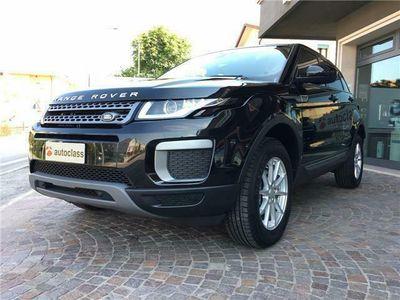 usata Land Rover Range Rover evoque 2.0 eD4 5p. Pure-NAVY-TELECAMERA-PRONTA CONSEGNA!