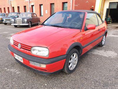 usado VW Golf Cabriolet 3 1.6 Benzina
