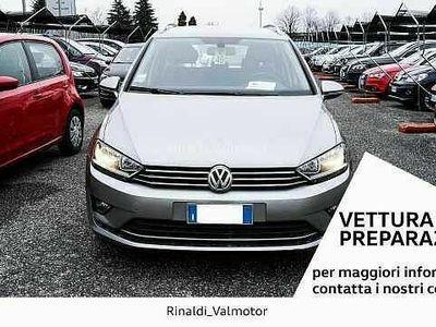 usata VW Golf Sportsvan Golf Sportsvan 1.4 TSI Executive 4 Free BMT
