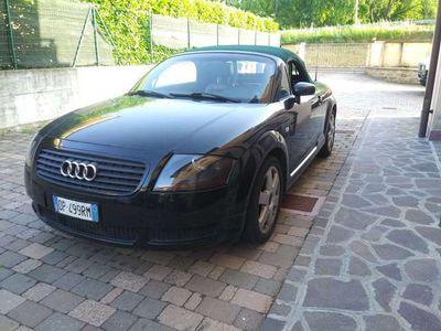 usata Audi TT Roadster 1.8 T 20V 179 CV int pelle verde
