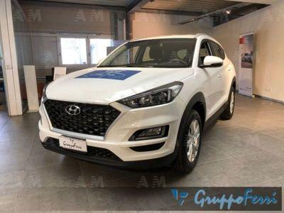usata Hyundai Tucson 1.6 CRDi XTech nuova a Bordano