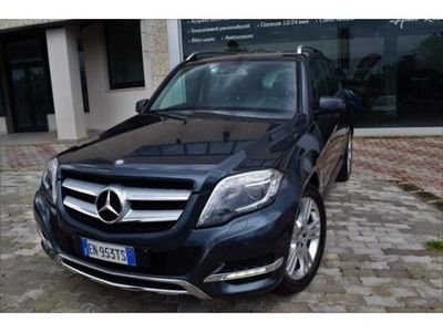 "usata Mercedes GLK220 cdi 4matic blue efficiency sport+cam+19""+full!"