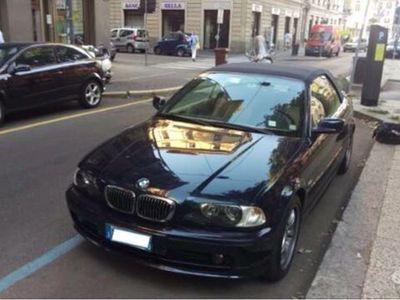 usata BMW 323 Cabriolet 323ti 2.5 24V cat Compact