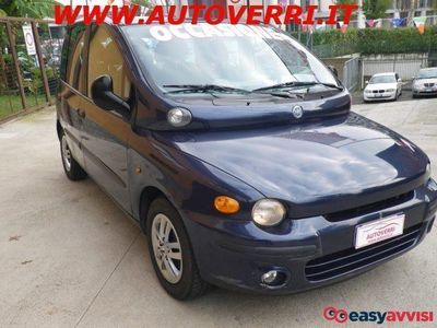 brugt Fiat Multipla 110 JTD ELX