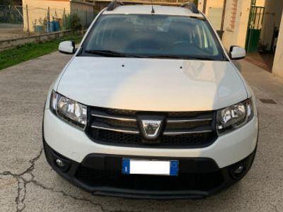 usata Dacia Sandero Stepway 1.5 dCi - NAV. - 12 MESI DI GARANZIA -