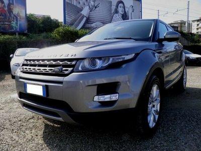 usata Land Rover Range Rover evoque 2.2 Sd4 Coupé Pure del 2014 usata a Firenze