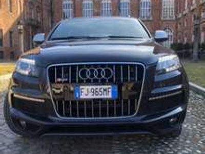 usata Audi Q7 4.2 V8 TDI quattro tiptronic