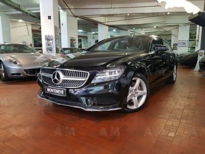 begagnad Mercedes CLS350 Shooting Brake SW BlueTEC 4Matic Premium usato