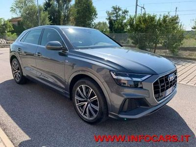 usata Audi Q8 45 TDI 231 CV S LINE SPORT QUATTRO*NAZIONALE*