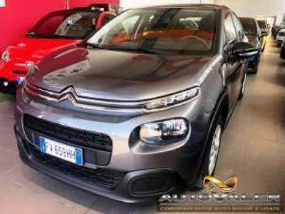 usata Citroën C3 BlueHDi 100 S&S Elle,5 Posti,Clima,km 7000 Diesel