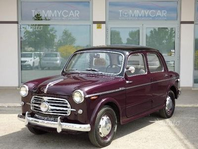 gebraucht Fiat Mille 1100 TV Omolog Asi Oro - Iscr.Miglia
