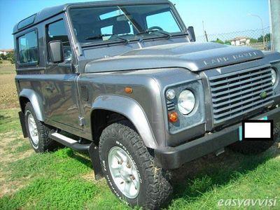 brugt Land Rover Defender 90 2.4 TD4 Station Wagon SE