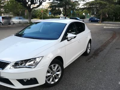 used Seat Leon 3ª serie - 2018 4 anni garanzia