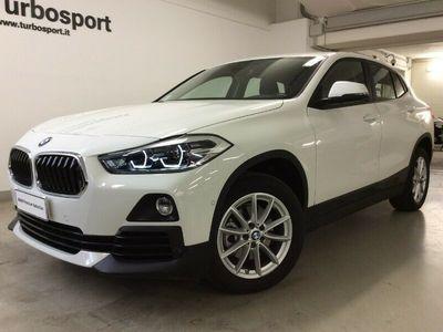 usata BMW X2 sDrive18d Business-X del 2019 usata a Imola