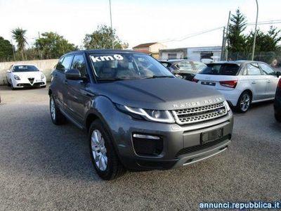 usata Land Rover Range Rover 2.0 TD4 150 CV 5p. SE PELLE XENO NAVI KM 0 Alcamo