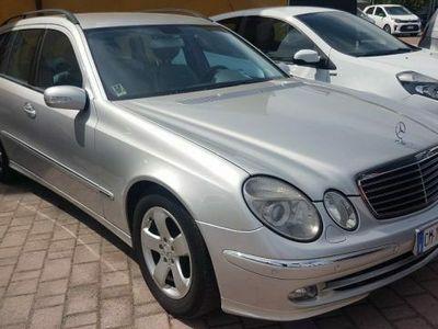 used Mercedes E220 CDI cat S.W. Avantgarde rif. 11462515