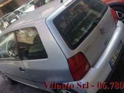 usata VW Lupo 1.7 SDI cat Trendline Air Roma