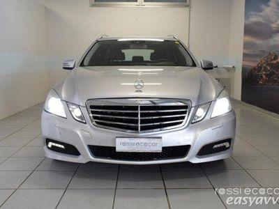używany Mercedes E350 cdi s.w. blueeff. 4matic avantg. diesel
