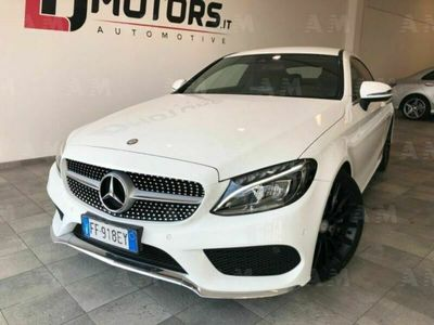 usata Mercedes E250 Classe C Coupé d Automatic Coupé Premium Plus usato
